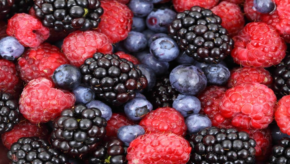 Foods You Can Eat To Beat Depression Berries