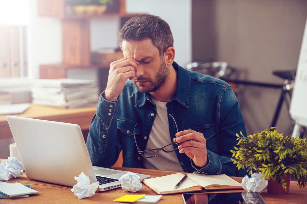 Steps To Take When Your Stress At Work Is Out Of Control