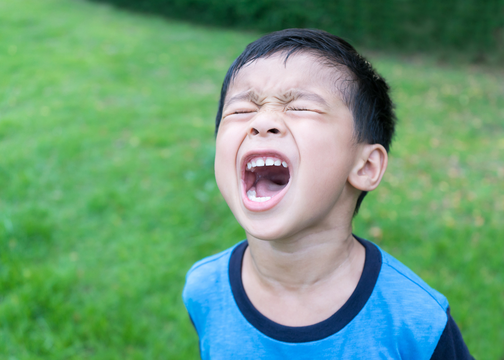 Signs Your Child Is Having Difficulty Managing Their Anger Intro