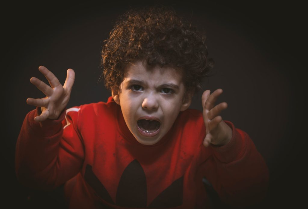 Signs Your Child Is Having Difficulty Managing Their Anger Quick To React And Lacking Control Or Problem-Solving Skills